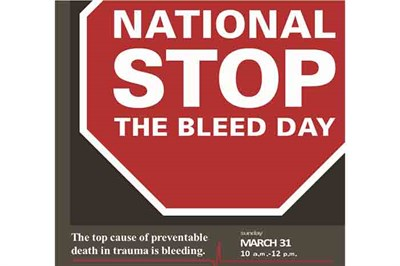 National Stop the Bleed Day at NMHM