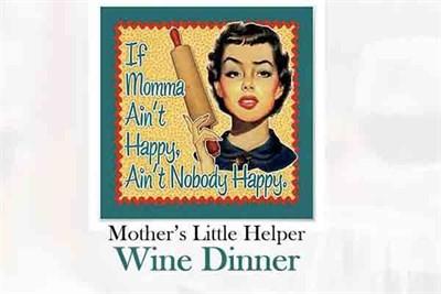 Wine Dinner poster
