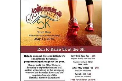 Trail Run poster