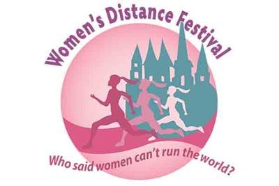 Frederick Women's Distance Festival Logo