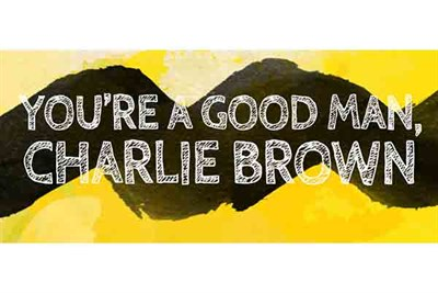 You're A Good Man Charlie Brown logo