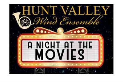 Hunt Valley Wind Ensemble Concert poster