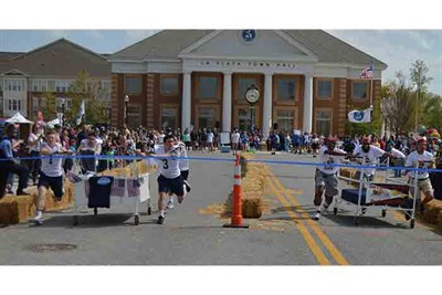 La Plata Bed Races