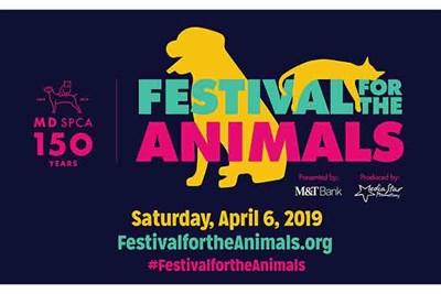 Maryland SPCA Festival poster