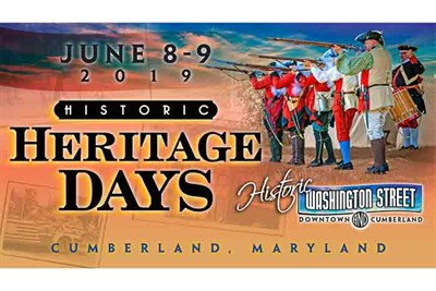 Heritage Days Festival poster