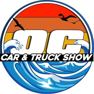 Ocean City Car & Truck Show Logo