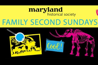 Family Second Sundays poster