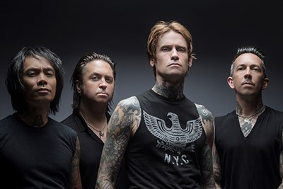 Buckcherry with Joyous Wolf and Awake At Last