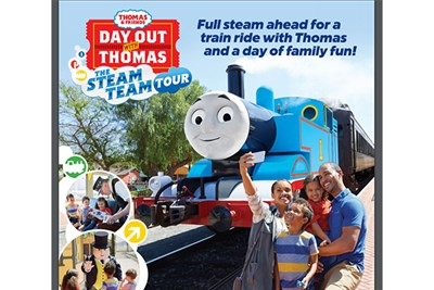 Day Out with Thomas poster