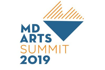 Maryland Arts Summit 2019 logo