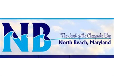 The Town of North Beach Logo