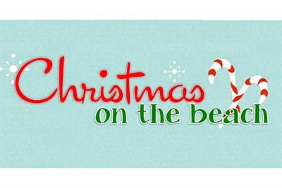 Christmas on the Beach logo