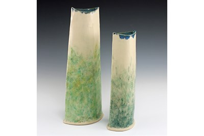 Two Meadow Vases