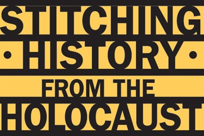 Stitching- History from the Holocaust poster