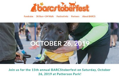 BARCStoberfest poster