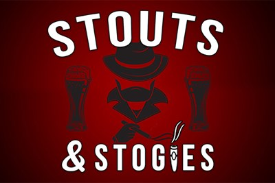 Stouts & Stogies poster