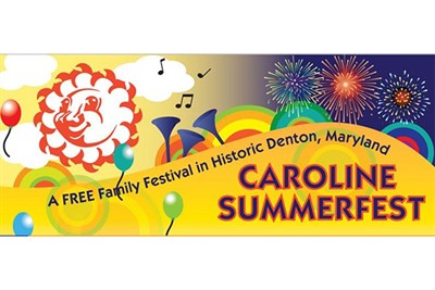 Caroline Summerfest Poster