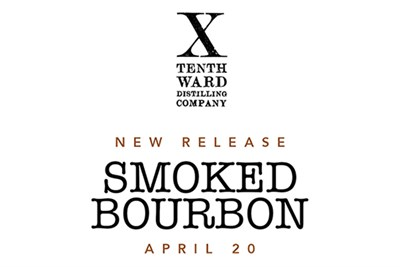 Smoked Bourbon Release Poster