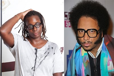 Mickalene Thomas and Boots Riley