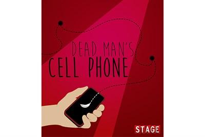 Dead Man's Cell Phone Logo
