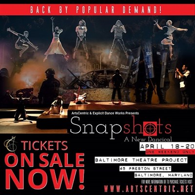 Snapshots show poster