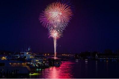 Annapolis  Fireworks