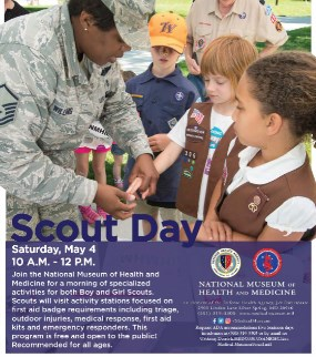 Scout Day at NMHM