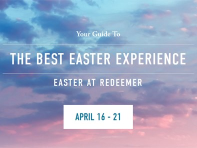 The Best Easter Experience. The Life of Jesus
