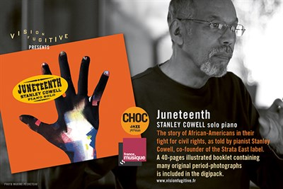 Juneteenth CD Flyer