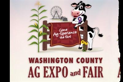 Washington County Ag Expo & Fair logo