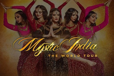 Mystic India: The World Tour poster