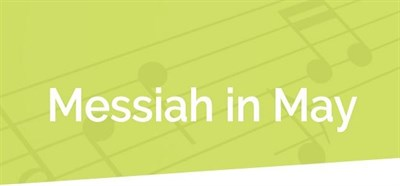 Messiah in May banner