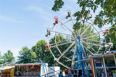 Kent County Fair Ferris Wheel
