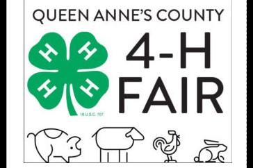 Queen Anne's County Fair logo
