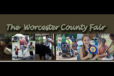 Worcester County Fair Banner