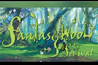 FantasyWood Festival's Green Woodland Logo