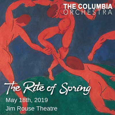 Columbia Orchestra's Rite of Spring