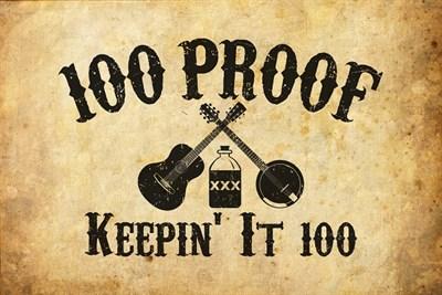 100 Proof Logo