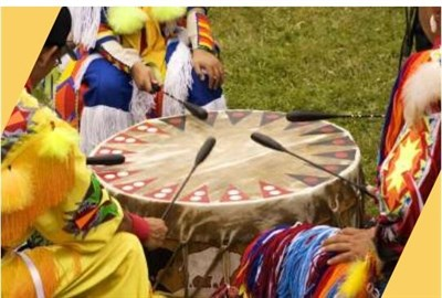 American Indian Drummers