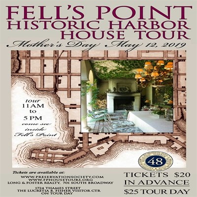 Fells Poinr House Tour flyer