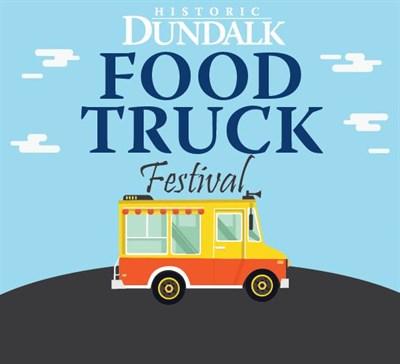 Dundalk Food Truck Festival logo