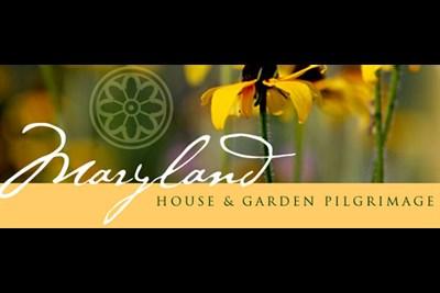 Maryland House and Garden Pilgrimage logo