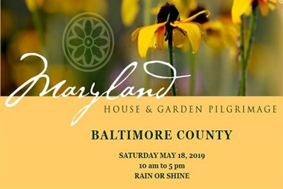 Maryland House and Garden Pilgrimage poster