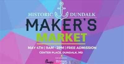 Historic Dundalk Maker's Market logo