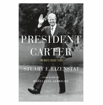 President Carter: The White House Years book cover