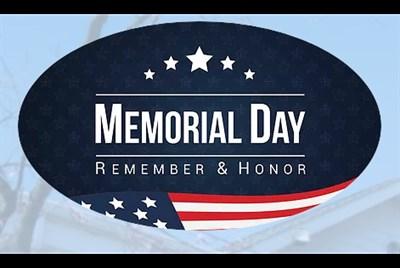 Memorial Day Parade logo
