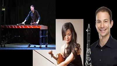 New Orchestra of Washington Marimba Ensemble
