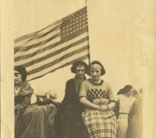 Two immigrants to the United States
