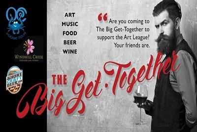 Big Get-Together poster