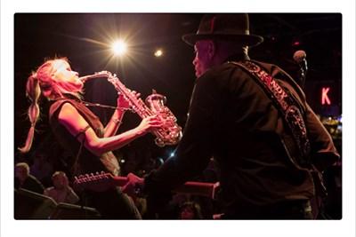 Mindy Abair & the Boneshakers with Johnny Neel
